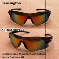Kacamata Sepeda Kacamata Kensington SUNGLASSES Sunglass Polarized Fire