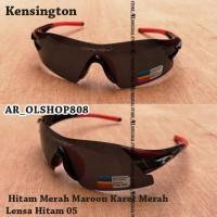 Kacamata Oa*kley Sepeda Kensington SUNGLASSES Sunglass Motor Touring 4