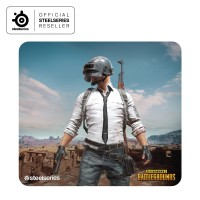 Steelseries Qck+PUBG Miramar Edition - Gaming Mouse Pad
