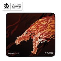 Steelseries Qck+ CS:GO Limited Howl Edition Mouse Pad Gaming