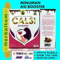 ASI Booster Alami - Herbal Minuman Penambah ASI Calsi