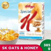 Kelloggs Special K Oats & Honey 385g