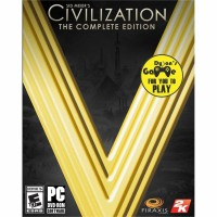 Sid Meiers Civilization V Complete Edition | DVD Game PC / PC Games