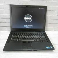 Laptop Dell Latitude E6410 intel Core i5 Ram 4Gb Siap Pakai Gan