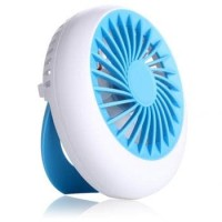 Exqusite Rechargeable Handle Mini Portable Fan / Kipas Mini Genggam