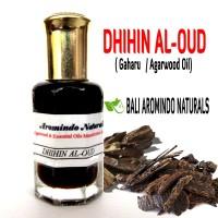 Dhihin Al-Oud 12 ml  Pure  Agarwood Oil   Minyak Gaharu Murni