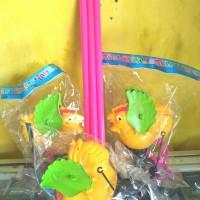 Mainan Ayam Dorong - mainan unik lucu -