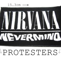 LONG PATCH BAND NIRVANA
