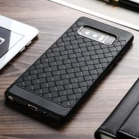 Samsung Galaxy Note 8 I-ZORE Weaving Hard Case Cover Casing Shockproof