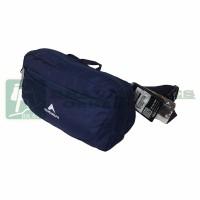 Tas Pinggang Eiger Maleo W Folded 910004255 003 Blue - Waist Bag Lipat