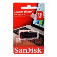 Flashdisk SanDisk Cruzer Blade 16GB