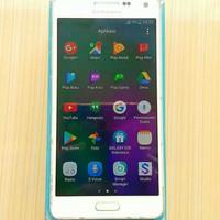 Hp / Handphone Samsung Galaxy A5 4G LTE Fullset Bekas Mulus