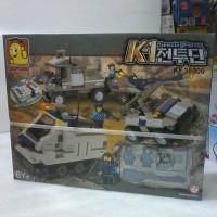 LEGO SPECIAL FORCE MERK OXFORD MADE IN KOREA ORIGINAL
