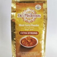 De' Maderaas Meat Curry Powder Extra Strong 450gr
