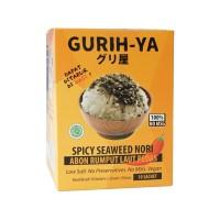Gurih Ya Seaweed Nori Seasoning Spicy Box