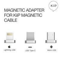 PROMO KiiP Magnetic Head Adapter for KiiP Magnetic Cable Data Charger