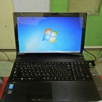 Laptop Toshiba B554 intel core i3 gen 4 Mesin 100% Original