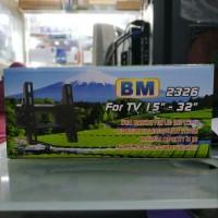 Bracket TV 15 inch - 32 inch Murah Surabaya