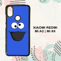 Casing Xiaomi Redmi Mi6x Custom HP Cookie Monster LI0266