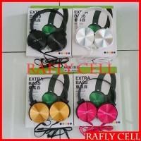 Headphone Super Bass Untuk HP XIAOMI MI A2 6X Headset Hedset Gaming