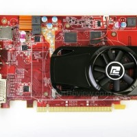 VGA CARD POWER COLOR RADEON HD 6570 1GB 128BIT DDR3 BARU & BERGARANSI