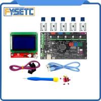 MKS Gen V1.4 3D printer kit with MKS Gen V1.4 RepRap board  TMC2100 /T