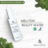 Poduk Kecantikan Mellydia Beauty Water untuk Kelembaban Kulit