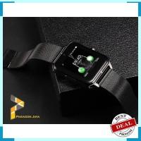 Smart Watch Z60 - Jam Tangan Pria Pintar Smartwatch Z60 Besi Hitam