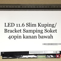 LAYAR LCD LED Laptop Dell Inspiron 11 3168 3169 3185 Series 1164RL