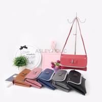 Harga tas selempang kekinian tas fashion pita 2 ruang kode n1 3 import | antitipu.com