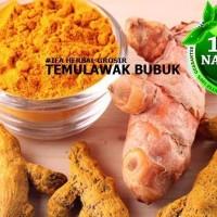 Harga promo jamu herbal tradisional tanaman obat temulawak bubuk | Pembandingharga.com