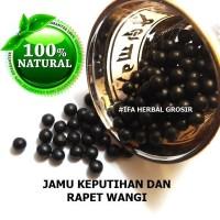 Harga promo jamu herbal tradisional pil keputihan dan rapet | Pembandingharga.com