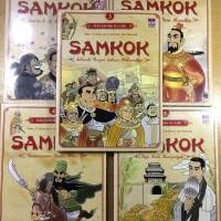 BUKU FP SERI KOMIK KLASIK SAMKOK 4: PERTEMPURAN TANPA AKHIR