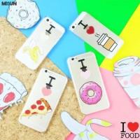Harga i love food case for iphone | antitipu.com