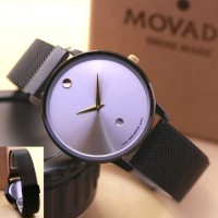DragonWatch jam tangan MOVADO PRIA MAGNET