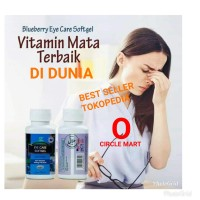 Eye care Softgel Gel Green World/ Obat mata minus/ plus/ katarak/
