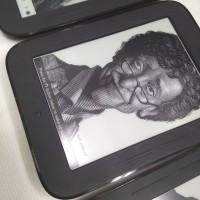 Nook Simple Touch - Saingan Kindle - ebook reader dengan PDF Reflow
