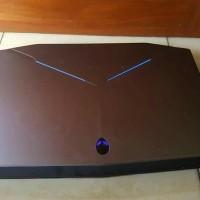 Laptop Super Gaming Dell Alienware 17 Core I7 4710HQ GTX 860 Mantap