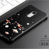 Xiaomi Redmi Note 4 4X Snapdragon Cocose 3D Painting Rubber Soft Case