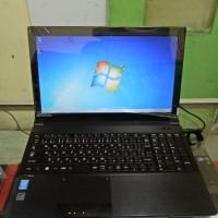 Laptop Toshiba B554 Intel Core i3 Gen4-Bonus bergaransi