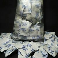 silica gel alami/natural white 100gr