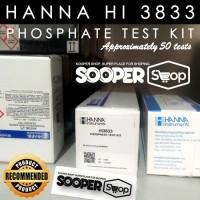 Testkit HANNA HI 3833 Phosphate Test Kit | Teskit for Tes Uji Fosfat