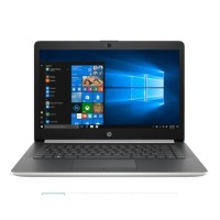 HP Laptop 14-CM0008AU AMD Ryzen 3-2200U 4GB 1TB W10 NEW - SILVER