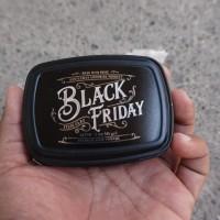 Black Friday Fixie Clay Premium Hair Pomade