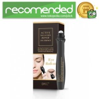 BEAUTY HOST Eye Essence Roller Serum Penghilang Kantung Mata Panda -