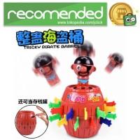 Black Beard Roulette Game Lucky Barrel Running Man Games - MS057A - C