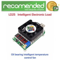 Rui Deng LD25 USB Electronic Load Resistor Discharge Battery Test - M