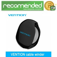 Vention XQ Penggulung Kabel Automatic Cord Winder - Hitam