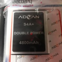 Baterai / Battery advan s4a+ / S4aplus / s4a plus