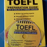 Buku TOEFL CLIFFS. Buku TOEFL CLIFF